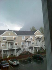 Lexington storm weather 2011