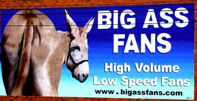Big ass fans employment