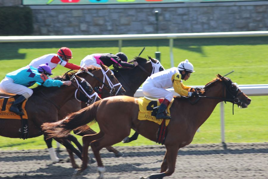 Keeneland 2014 Spring Race Meeting nearing Final Days