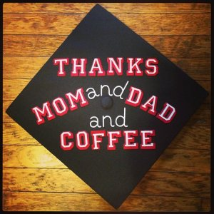 thanks mom cap graduationcap.org