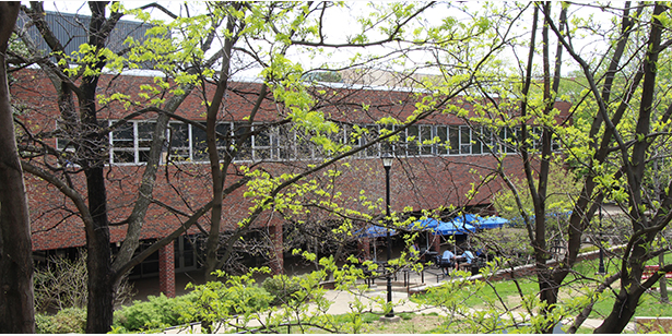 The current UK student center. Photo from uky.edu