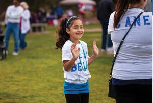 Photo credit: JDRF Walk to Cure Diabetes
