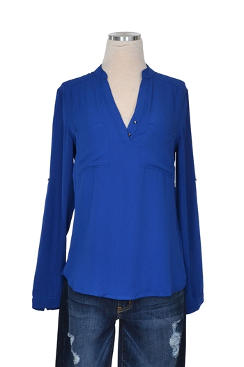 bluetique blouse