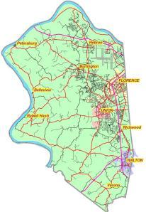 BooneCoGISmap