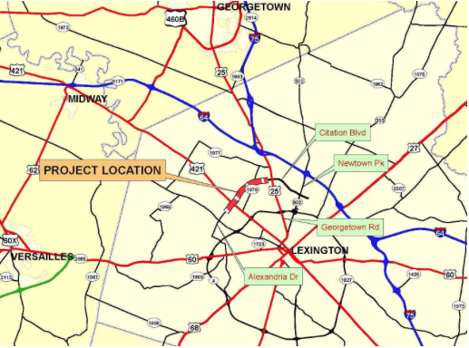 Citation Boulevard Extension (7-226)